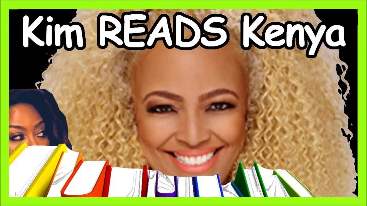 Real Housewives Of Atlanta Kim Fields Destroys Kenya Moore Youtube