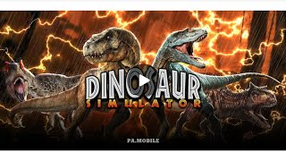 Dinosaur Simulator City Rampage | Funny Dinosaur Game for Kids | UltimateCraft
