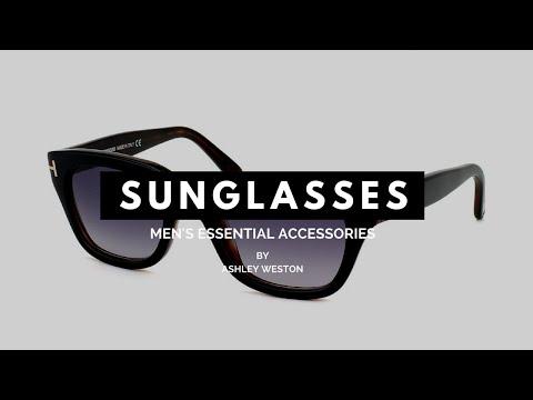 the-best-men's-sunglasses-for-your-face-shape---men's-essential-accessories---aviators,-wayfarers