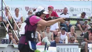 Чемпионат Европы по стендовой стрельбе 2016. Финал