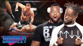 UFC 2: Kofi Kingston vs. Big E Best-of-3 Round 2 Part 1 — Gamer Gauntlet