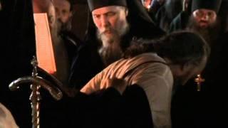 Монашеский постриг в Оптиной Пустыни