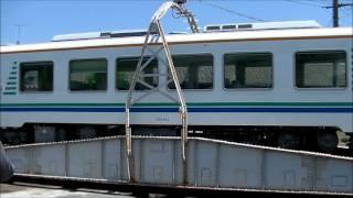 天竜浜名湖鉄道:天竜二俣駅 転車台実演 2017.05.19