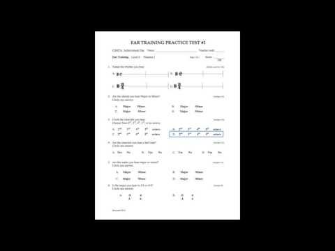 CSMTA Ear Level 4