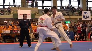2017年9月17日、守口市民体育館にて開催された第32回全関西空手道選手権...