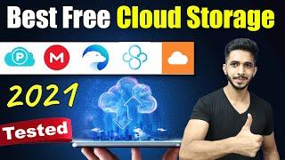 Best Free Cloud Storage 2021 🔥  Top 10 Free Cloud Storage That You Should Use 😎 screenshot 1