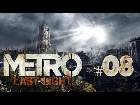 Let's Play Metro: Last Light (German) #08 - Die Theater Station