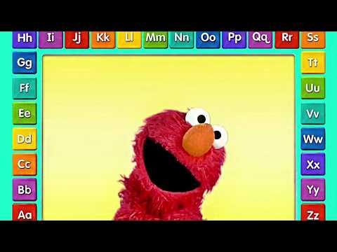 Elmo Loves ABCs Education Game For Kids DEF