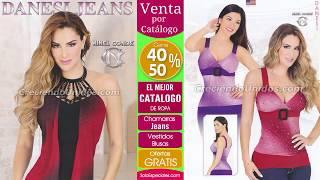#607 Danesi Jeans catalogo de ropa para mujer - Catalogo completo