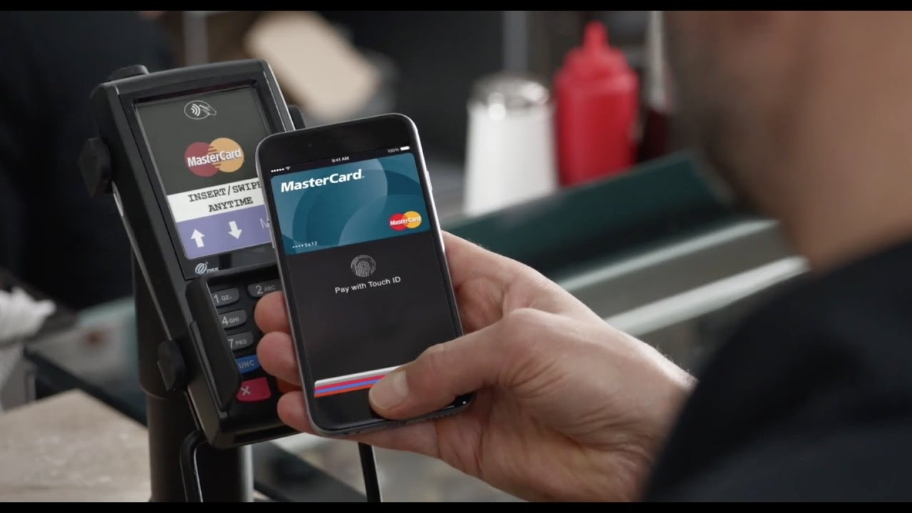 Apple Pay Iphone 7