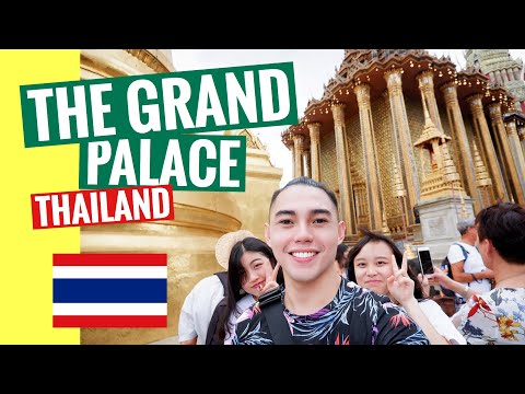 The Grand Palace | Thailand: Travel Vlog 002