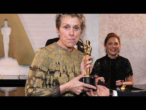 2018 Oscars: Frances McDormand's Oscar Was Stolen!