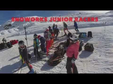 Snoworks Junior Ski Race Camp