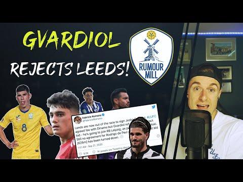 *GVARDIOL REJECTS LEEDS FOR LEIPZIG!* | LEEDS CONFIRM DE PAUL | DAN JAMES & MORE!