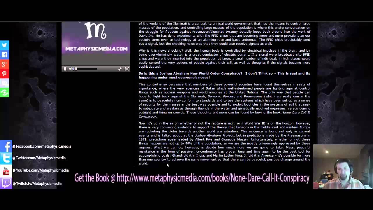none dare call it conspiracy pdf