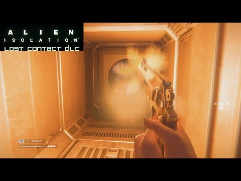 Alien Isolation Lost Contact DLC |
