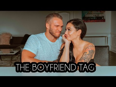 THE BOYFRIEND TAG || JWOWW