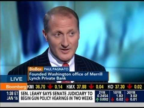 "Bloomberg's ""Money Moves"" Featuring Barron's Top Advisor & True Fiduciary, Paul Pagnato"