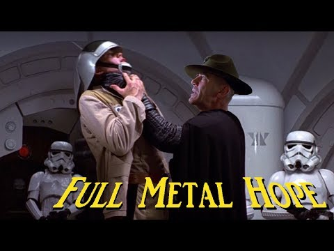 """Full Metal Hope"" - (1/6) Star Wars meets Full Metal Jacket from YouTube · Duration:  5 minutes 20 seconds"