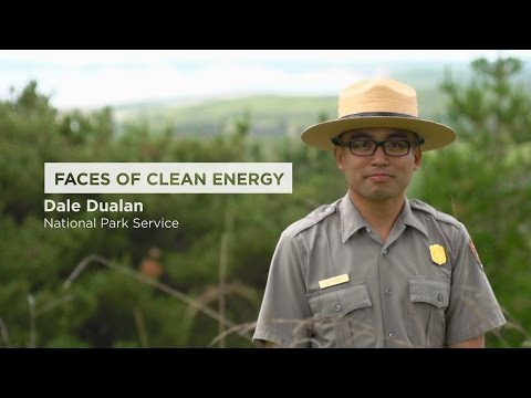 Faces of Clean Energy:  Dale Dualan