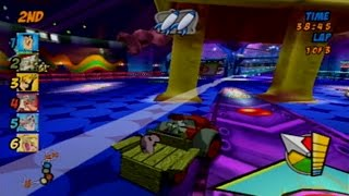 Cartoon Network Racing - The Pinball Machine [PS2]