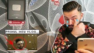 Reactionez la primul meu vlog... ( Crinnngeeee!!! )