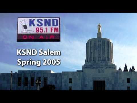 KSND Salem Aircheck (2005)