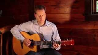 I'm Yours (jason Mraz Cover) Played By Pete Smyser On Solo, Acoustic Guitar