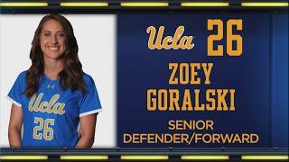 Zoey Goralski - Soccer Highlight Video