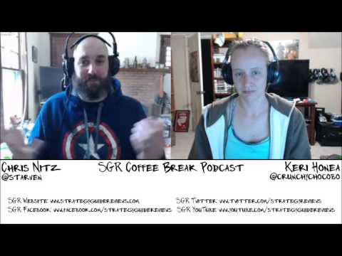 SGR Coffee Break 57 - So What About Multiplayer Games?