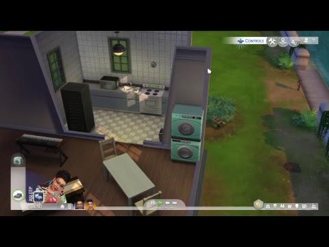 Sims 4 laundry day stuff dlc  