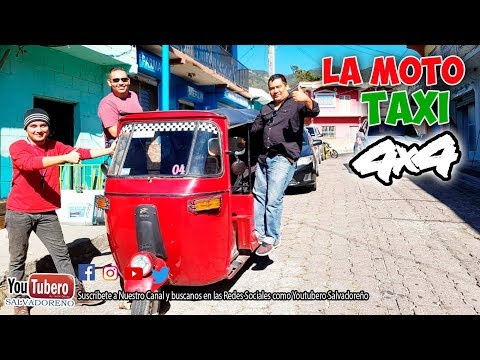 La moto taxi