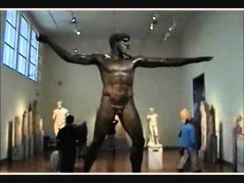 National Archaeological Museum of Athens Part One, Greece