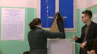 Italy election: polling stations open in key regional election | AFP