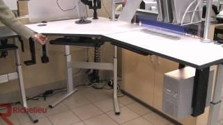 Richelieu Hardware - Hiker Electric Table Leg