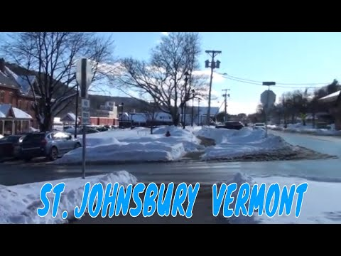 A VISIT TO ST JOHNSBURY VT
