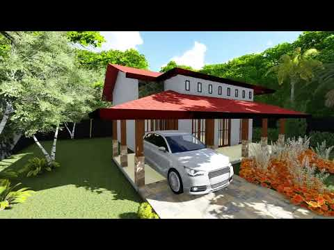 Beautiful Home Design 2019 (Lukmal Homes)
