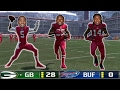 BUFFALO BILLS 28 POINT COMEBACK CHALLENGE! SHADY MCCOY PUTTING THE TEAM ON HIS BACK!! Madden 17