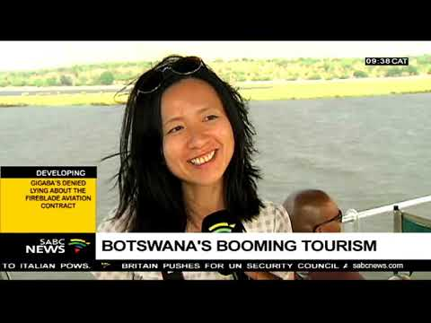 Botswana's booming tourism