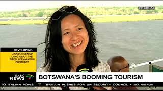 Botswana's booming tourism