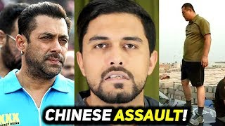 We Need to Discuss Chinese ASSAULT on Police & an Update on Salman Khan Case