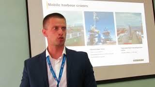 Об энергоэффективных решениях для повышения производительности портов