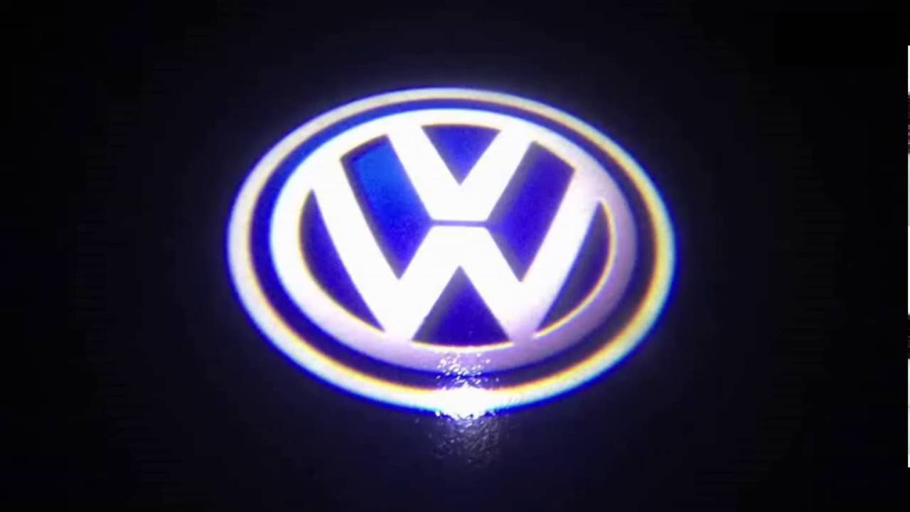 How To Install Door Welcome Logo Lights For Vw Golf Gti