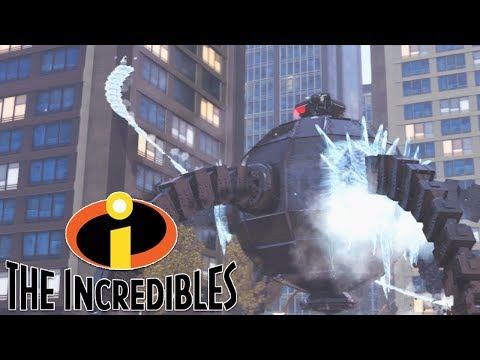 LEGO THE INCREDIBLES All Endings - Final Boss & Ending + Secret Ending