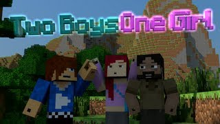 Two Boys One Girl : Cataclysm | Episode 12 - Minecraft