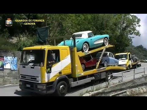 إيطاليا تصادر مجموعة من السيارات الكلاسيكية الفخمة لمتهربين من الضرائب…  - نشر قبل 31 دقيقة