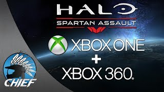 Halo: Spartan Assault Coming to Xbox One & Xbox 360!