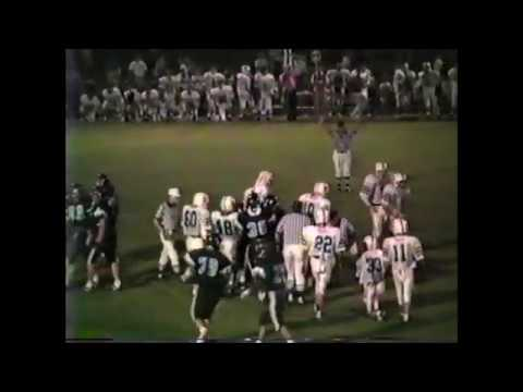 1990 Westwood School Wildcats at Southwest Georgia Academy Warriors (football)