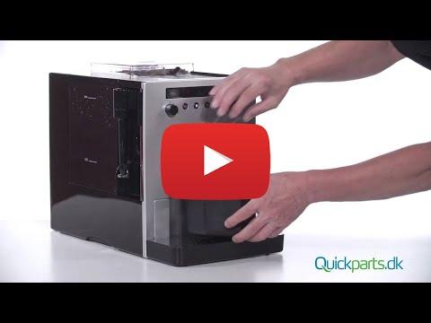Populære Rengøring af fuldautomatisk kaffemaskine & espressomaskine VQ-44