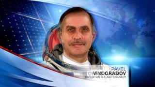 Space Station Live: May 7, 2013